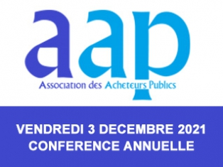 Conférence annuelle de l'association des acheteurs publics