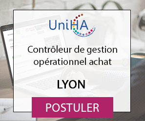 Contrôleur de gestion opérationnel achat -  GCS UniHA
