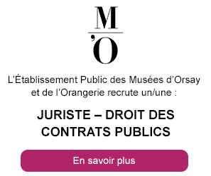 Juriste – Droit des contrats publics (f/h) - EPMO