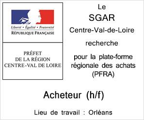 SGARE Centre recherche acheteur