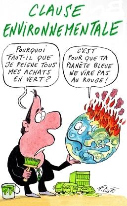 """Loi """"Climat et résilience"""" : vers le verdissement des achats !"""